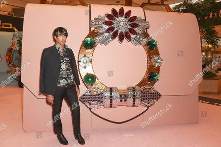 Stock Picture of Keegan Singh