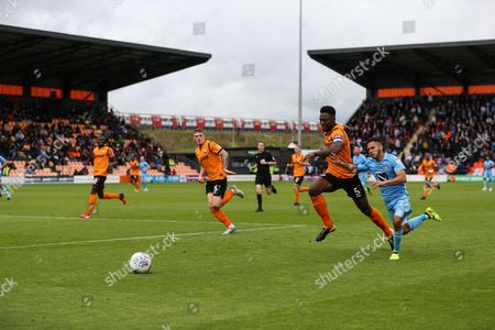Editorial picture of Barnet v Coventry City, EFL Sky Bet League 2 - 07 Oct 2017