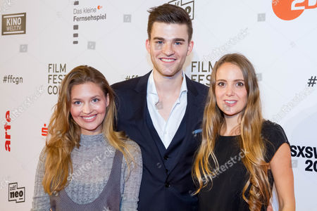 Editorial photo of Film Festival Cologne Awards 2017, Cologne, Germany - 06 Oct 2017