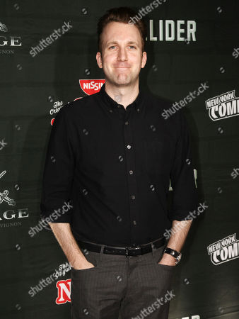 Jordan Klepper attends the second annual New York Comic Con (NYCC) Heroes After Dark party at the Highline Ballroom, in New York