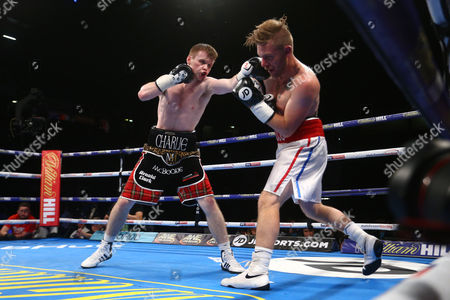 Charlie Flynn v Liam Richards, Lightweight