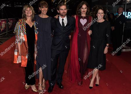 Editorial image of 'Dark River' premiere, BFI London Film Festival, UK - 07 Oct 2017