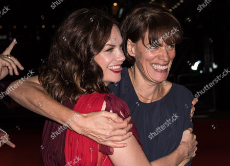Editorial picture of 'Dark River' premiere, BFI London Film Festival, UK - 07 Oct 2017