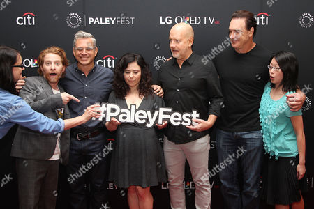 Seth Green, Rich Appel, Alex Borstein, Mike Henry, Patrick Warburton and Cherry Chevapravatdumrong