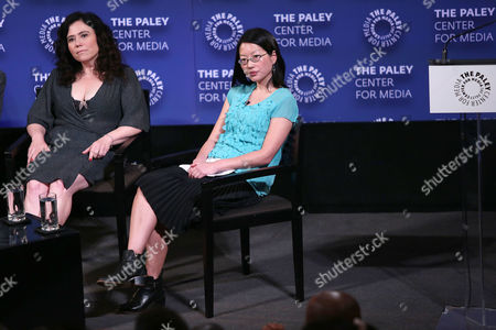 Alex Borstein and Cherry Chevapravatdumrong (Exec. Producer)