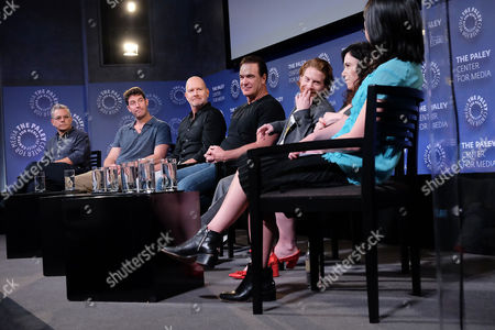 "Editorial image of PaleyFest NY Presents - ""Family Guy"" - Live Panel Discussion, New York, USA - 07 Oct 2017"