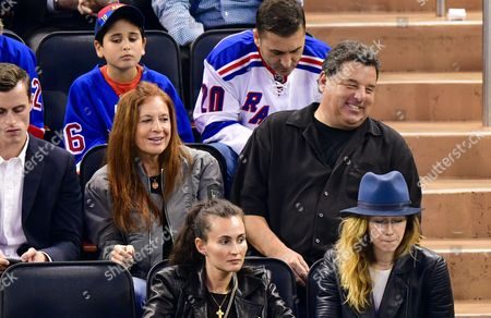 Laura Schirripa and Steve Schirripa
