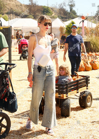 Jaime King and James Knight Newman