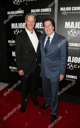 Editorial image of 'Major Crimes' 100th Episode Celebration, Arrivals, Los Angeles, USA - 07 Oct 2017