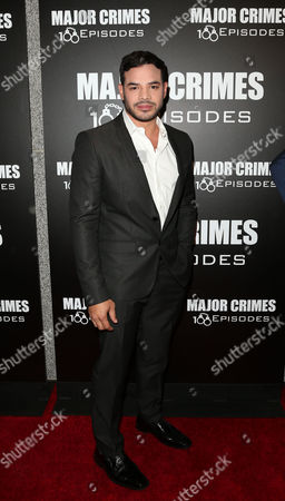 Editorial picture of 'Major Crimes' 100th Episode Celebration, Arrivals, Los Angeles, USA - 07 Oct 2017
