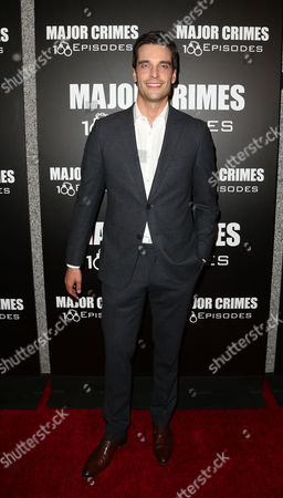 Editorial photo of 'Major Crimes' 100th Episode Celebration, Arrivals, Los Angeles, USA - 07 Oct 2017