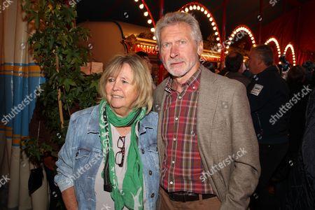 Paul Breitner, Ehefrau Hildegard
