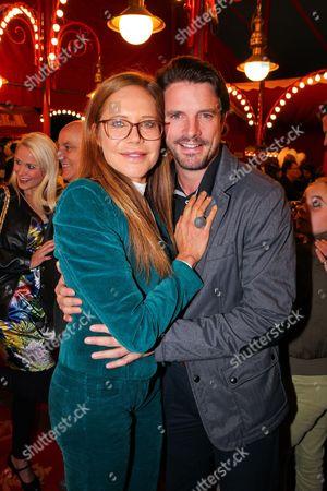 Doreen Dietel, Ehemann Tobias Guttenberg