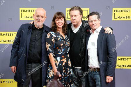 Editorial image of 25. Filmfest Hamburg, Hamburg, Germany - 07 Oct 2017