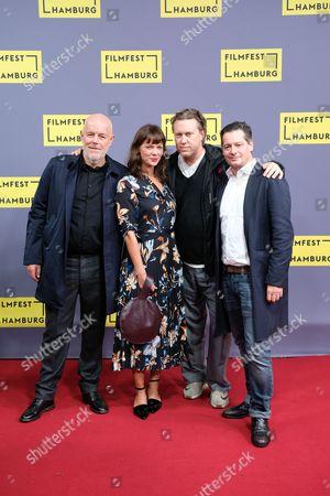 Lars Becker, Jessica Schwarz, Nicolas Ofczarek, Fritz Karl