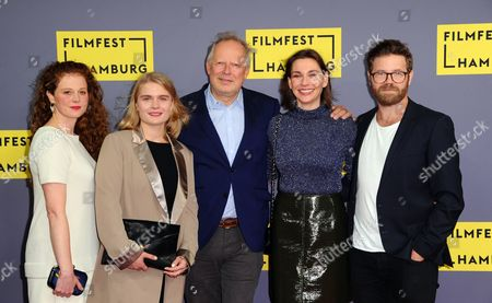 Anja Antonowicz, Anna Schimrigk, Axel Millberg, Christiane Paul and Sven Bohse