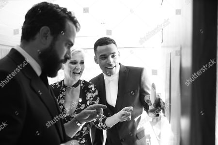 Tom Cullen, Hannah Daniel and Lloyd Everitt