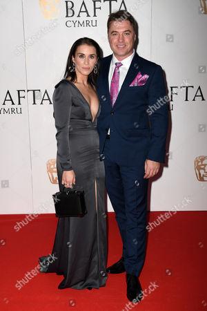 Vicky McClure and Jonny Owen