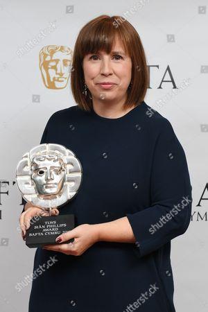 Stock Photo of Abi Morgan - Sian Phillips Award
