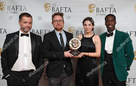 Geraint Morgan, Christian Malcolm, Miranda Ballesteros and Ewan Jones Morris - Short Film - This Far Up