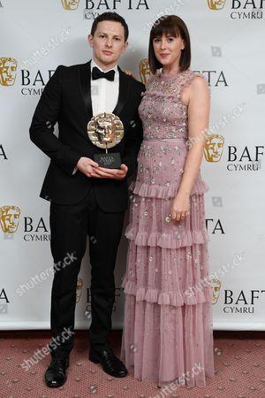 Alexandra Roach and Jack Parry-Jones - Actor - Moon Dogs