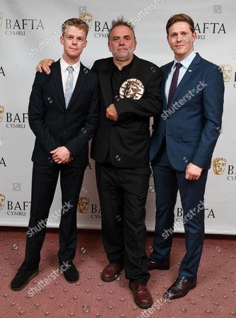 Matthew Aubrey, Scott Arthur and Marc Evans - Director: Factual - The Aberfan Young Wives Club