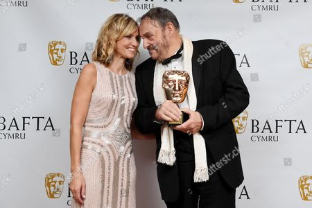 Angharad Mair and John Rhys-Davies - Outstanding Contribution to Film and Television