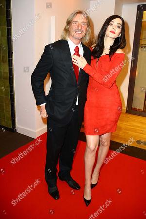 Frank Otto and Nathalie Volk