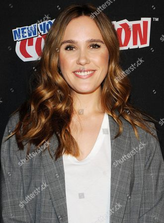 Editorial photo of 'Beyond' TV show photocall, New York Comic Con, USA - 07 Oct 2017