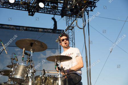 David Prowse of Japandroids