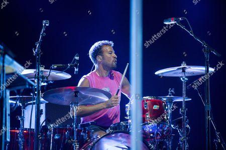 Editorial photo of Cal Jam 17 Music Festival, San Bernardino, USA - 07 Oct 2017