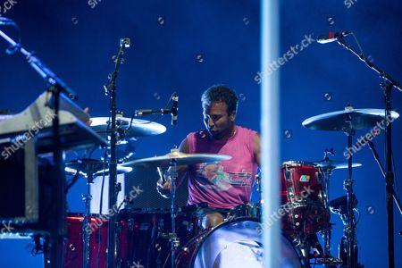 Editorial image of Cal Jam 17 Music Festival, San Bernardino, USA - 07 Oct 2017