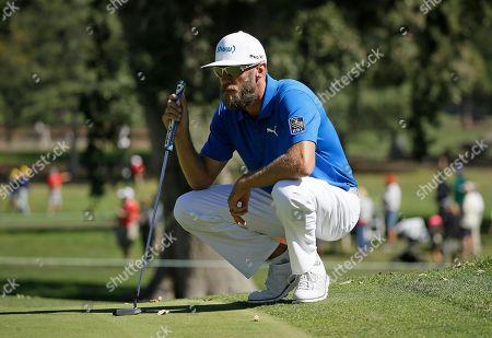 Editorial image of Safeway Open Golf, Napa, USA - 08 Oct 2017