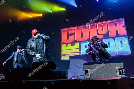 Editorial image of I Love The 90's concert, Arena Birmingham, UK - 07 Oct 2017