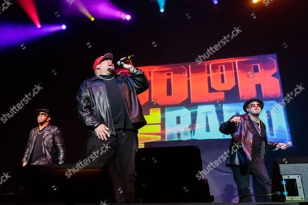 Editorial picture of I Love The 90's concert, Arena Birmingham, UK - 07 Oct 2017