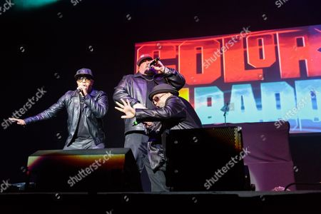 Editorial photo of I Love The 90's concert, Arena Birmingham, UK - 07 Oct 2017