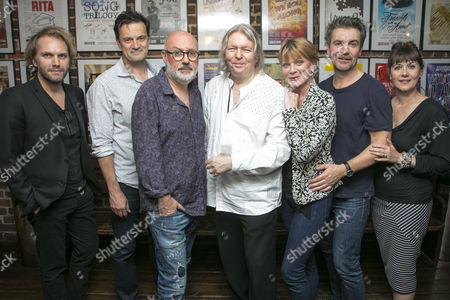 Editorial photo of 'The Lie' party, After Party, London, UK - 27 Sep 2017