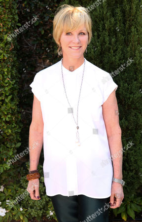 Stock Picture of Joanna Kerns arrives at The Rape Foundation's Annual Brunch, in Beverly Hills, Calif