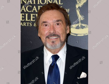 Actor Joseph Mascolo at the 41st annual Daytime Emmy Awards in Beverly Hills, Calif. Mascolo, an actor most well-known for his portrayal of the evil villain Stefano DiMera on NBC's daytime drama 'Days of our Lives,'? died, . He was 87