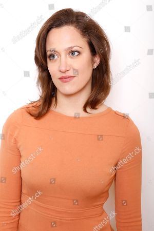 Actress Anna Rose Hopkins poses for a portrait to promote the film, 'Dark Night', at the Toyota Mirai Music Lodge during the Sundance Film Festival on in Park City, Utah