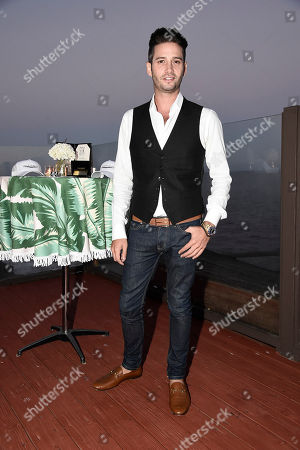 Television personality Josh Flagg at the JetSmarter and Talent Resources Host an Evening in Malibu event on in Malibu, Calif