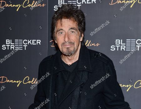"""Actor Al Pacino attends the premiere of """"Danny Collins"""" in New York. Critics will have to wait a little longer to weigh in on the return of Pacino and his new David Mamet play until after Thanksgiving. Producers Jeffrey Richards, Jerry Frankel, and Steve Traxler said, that China Doll, which was supposed to open Nov. 19, instead will open Dec. 4, an unusual two-week delay"""