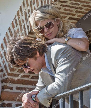 Tom Cruise, Sarah Wright