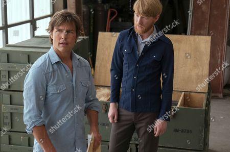 Tom Cruise, Domhnall Gleeson