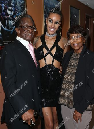 Stock Image of AzMarie Livingston, Guests