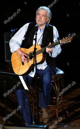 Editorial photo of Obit-Guy Clark, Nashville, USA