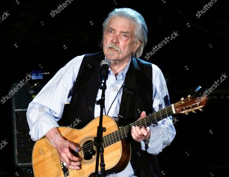 Guy Clark at the 11th annual Americana Honors & Awards in Nashville, Tenn. Clark, died, at his home in Nashville. He was 74 and had been in poor health, although his manager, Keith Case, did not give an official cause of death