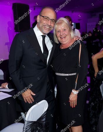 Theo Paphitis and Debbie Paphitis