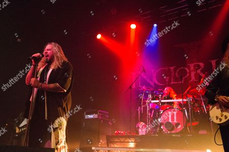 Nathan James and Phil Beaver of Inglorious