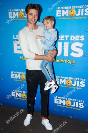 Francisco Lachowski and son